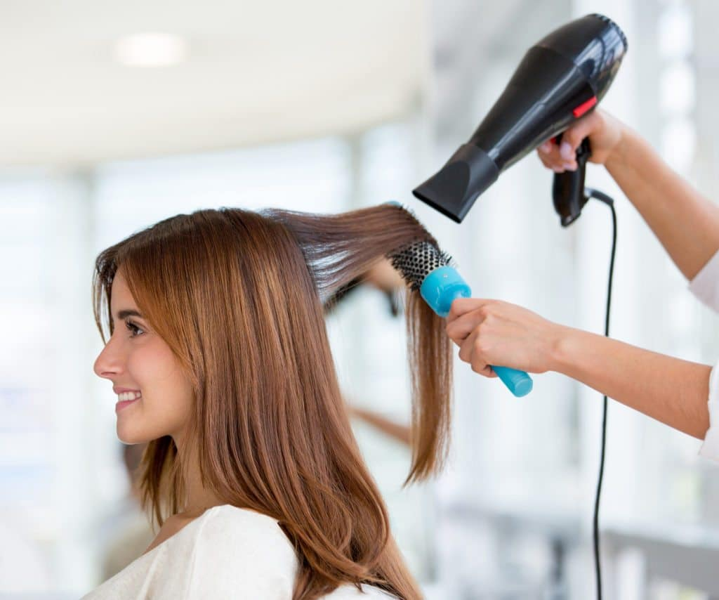 Why Should You Visit a Blow Dry Hair Salon?